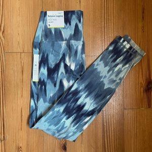 NWT 🏷 Old Navy go dry full length leggings SIZE S